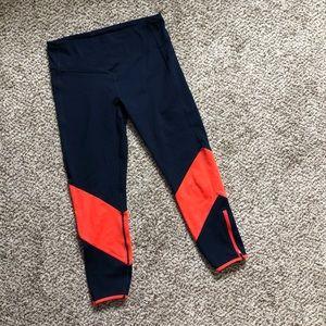 Gap Fit Zipper Leggings